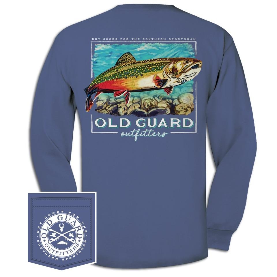 Go With The Flow Long Sleeve