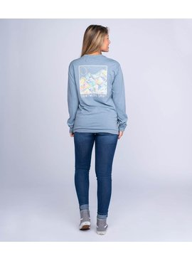 Southern Shirt Mystic Moon Tee LS