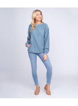 Southern Shirt Corduroy Sweatshirt