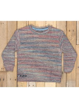 Southern Marsh Youth - Sunday Morning Sweater - Rainbow