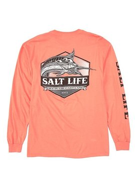 Salt Life Salt Life Long-Sleeve The Chase