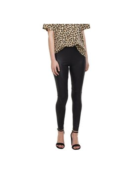 Mud Pie CULLEN FAUX LEATHER LEGGINGS