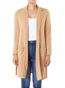 Aryeh Duster Coat With Pockets