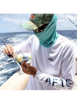 AFTCO Samurai LS Sun Protection T-Shirt