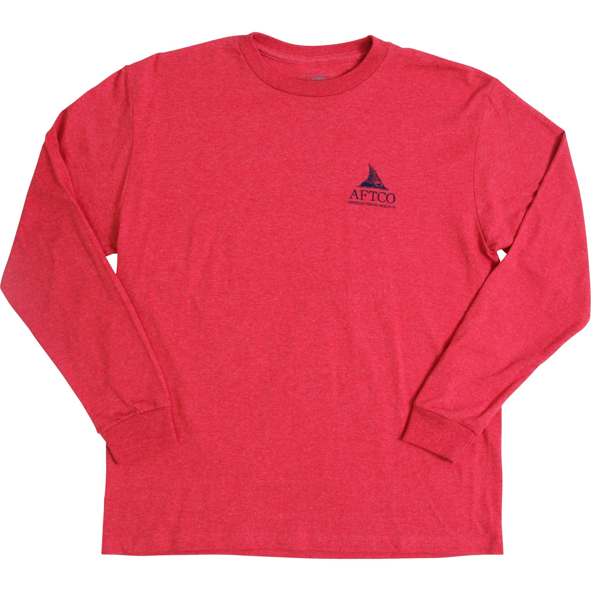 AFTCO Youth Tall Tail LS T-Shirt