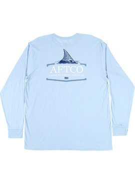 AFTCO Tall Tail LS T-Shirt