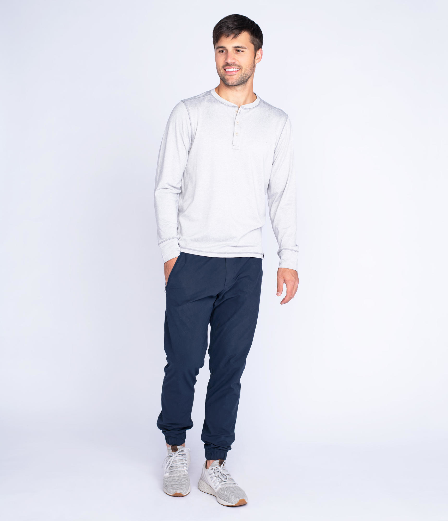Southern Shirt Summit Henley LS