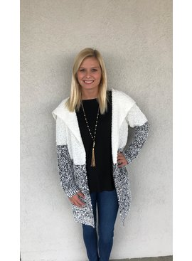 Honeyme Sweater Cardigan