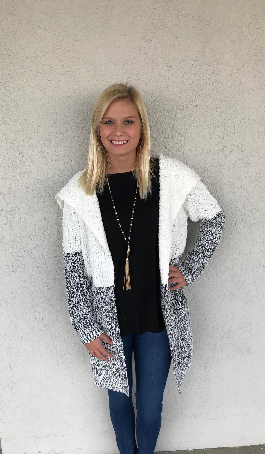 Honeyme Sweater Cardigan