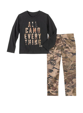 Under Armour UA ALL CAMO EVERYTHING SET