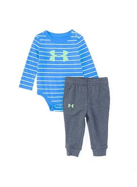 Under Armour UA Stripe Logo Set