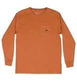 Southern Marsh Branding Mountain RiseTee - Long Sleeve
