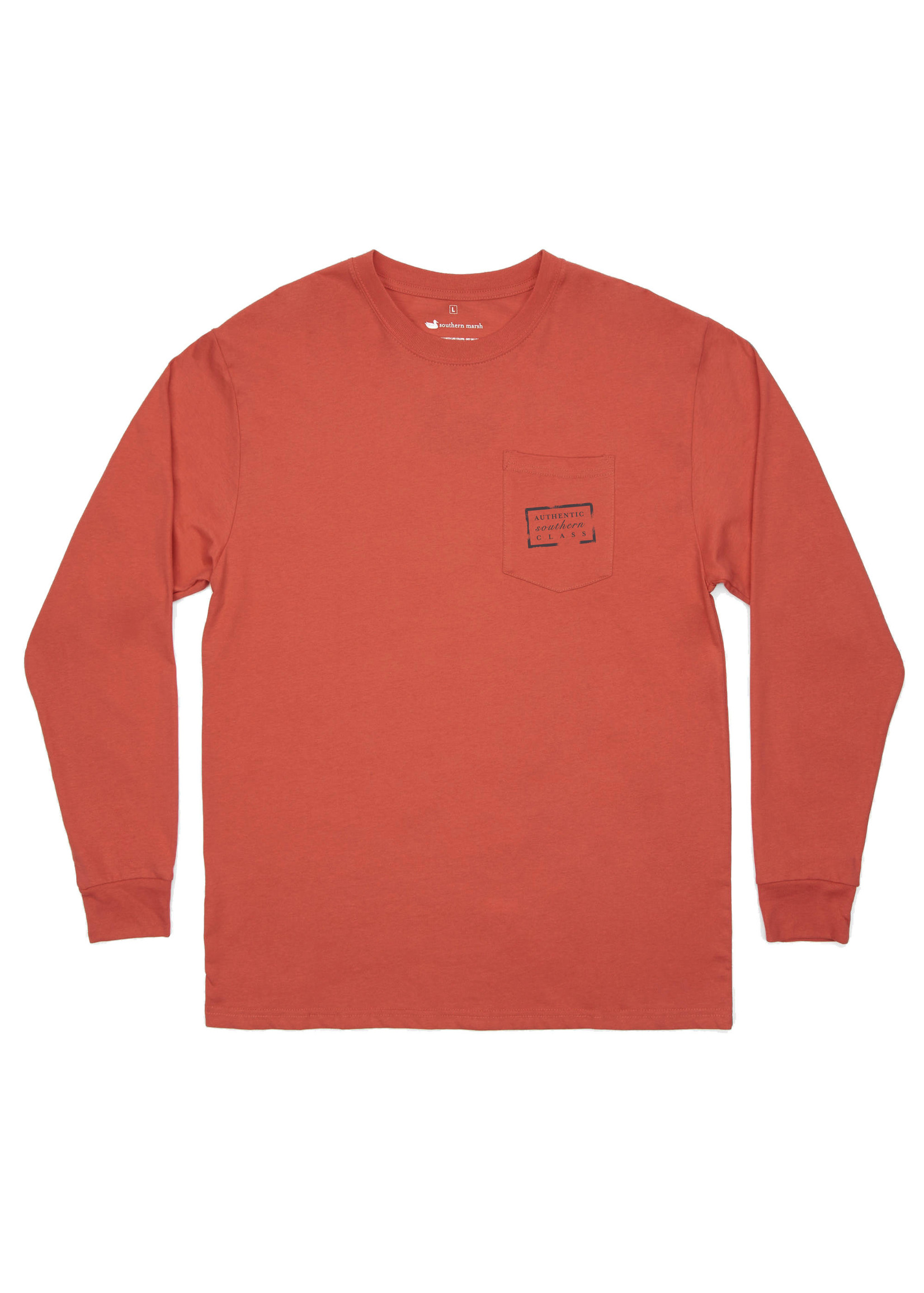 Southern Marsh Authentic Tee - Long Sleeve
