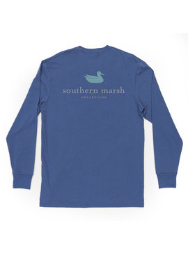 Southern Marsh Southern Marsh  Authentic Tee - Long Sleeve