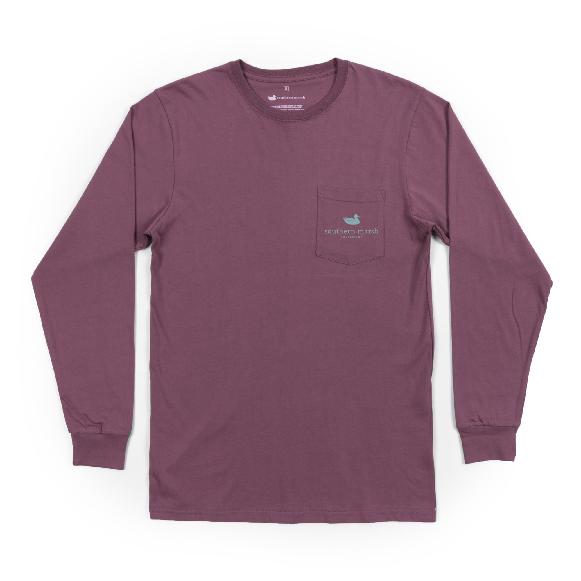 Southern Marsh Aztec Catch Tee - Long Sleeve