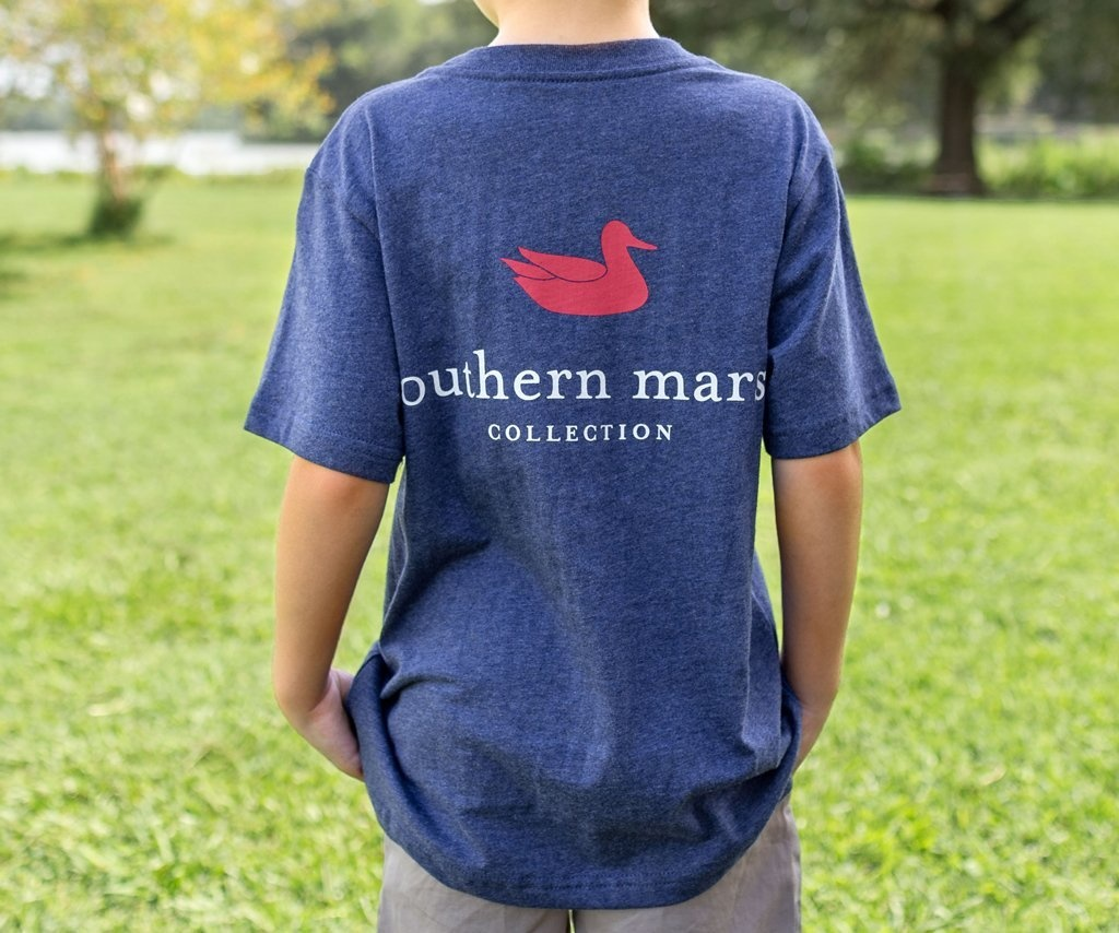 Southern Marsh Southern Marsh Youth Authentic Tee - Heather