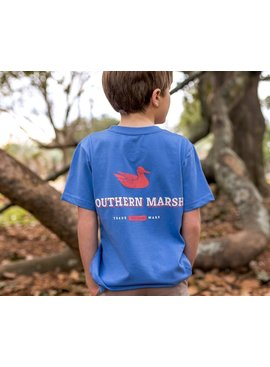 Southern Marsh Youth Southern Marsh Trademark Duck Tee