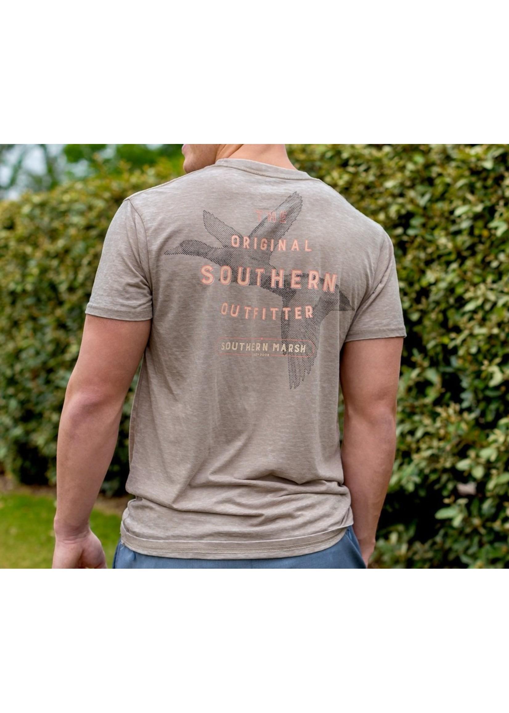 Southern Marsh SEAWASH™ Tee - Branding - Ducks - Short Sleeve