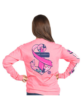 Simply Southern Collection HOPE LONG SLEEVE T-SHIRT