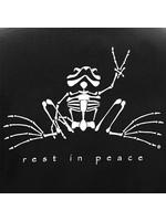 Peace Frogs, Inc Rest In Peace Glow Sticker