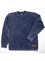 Southern Fried Cotton Hardy Classic Fit -Crew Neck Fleece
