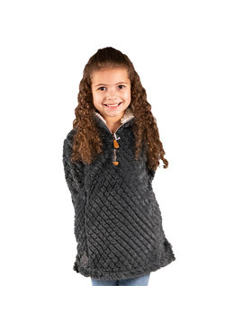 Simply Southern Collection Youth Simply Fuzzy Pullover
