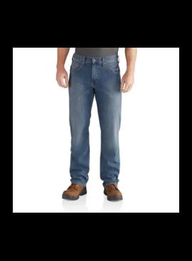 Carhartt Carhartt Rugged Flex® Relaxed-Fit Straight-Leg Jean