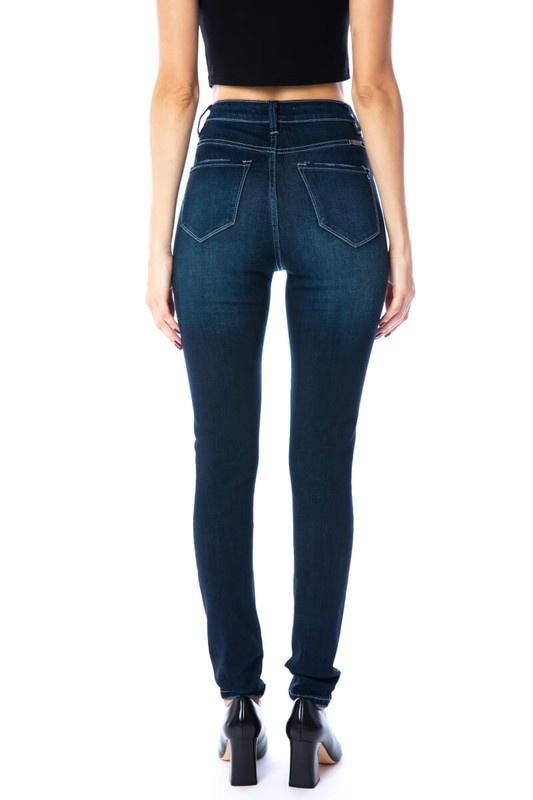 KanCan Super Skinny Kurvy Fit Jeans