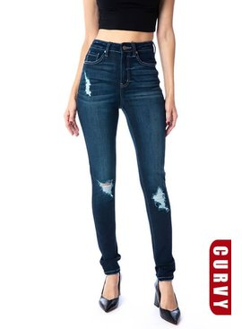 Super Skinny Kurvy Fit Jeans