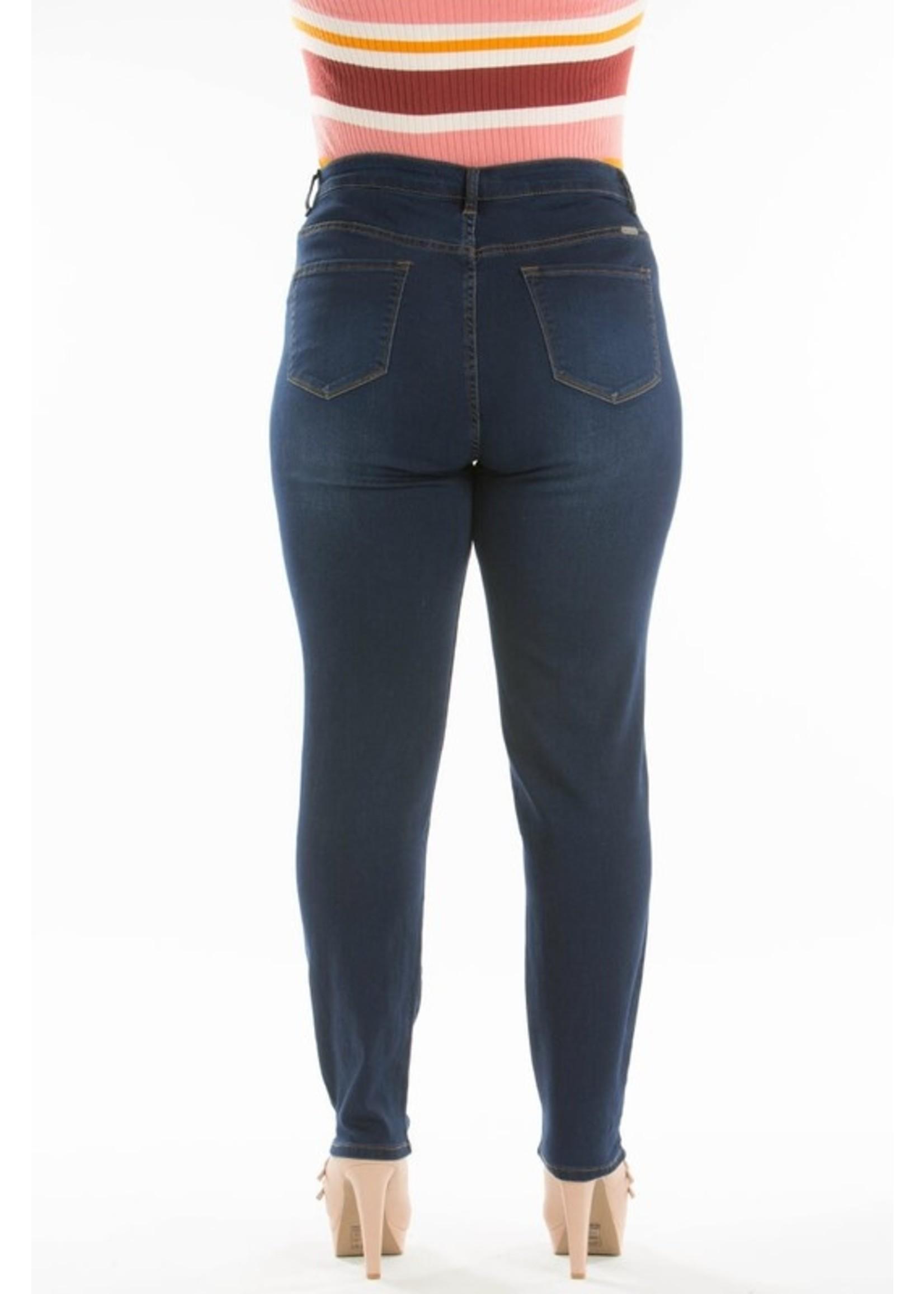 KanCan Gemma High Rise Super Skinny Jeans
