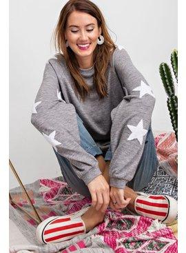 Ultra Soft Hacci Pullover