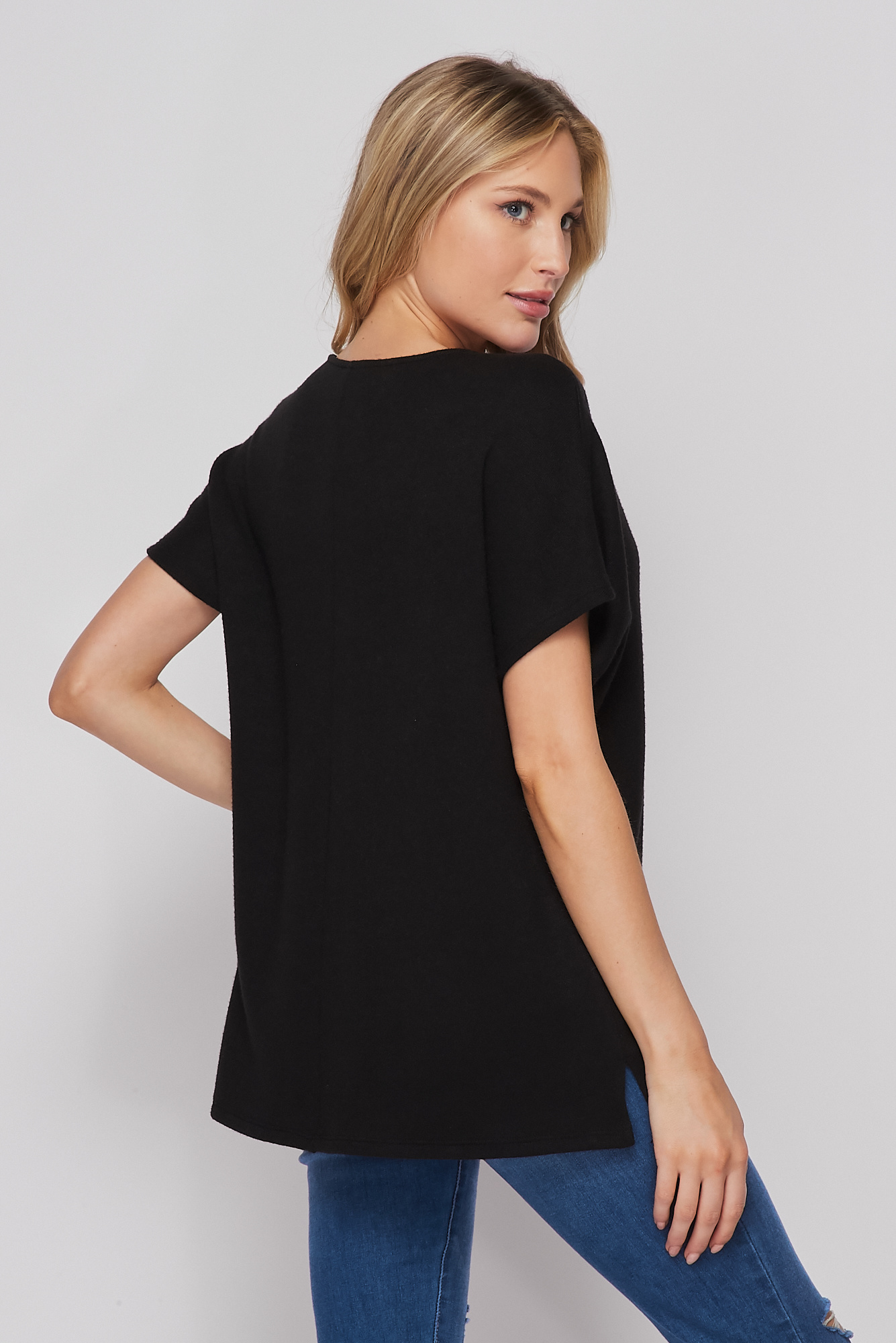Honeyme Short Sleeve Top