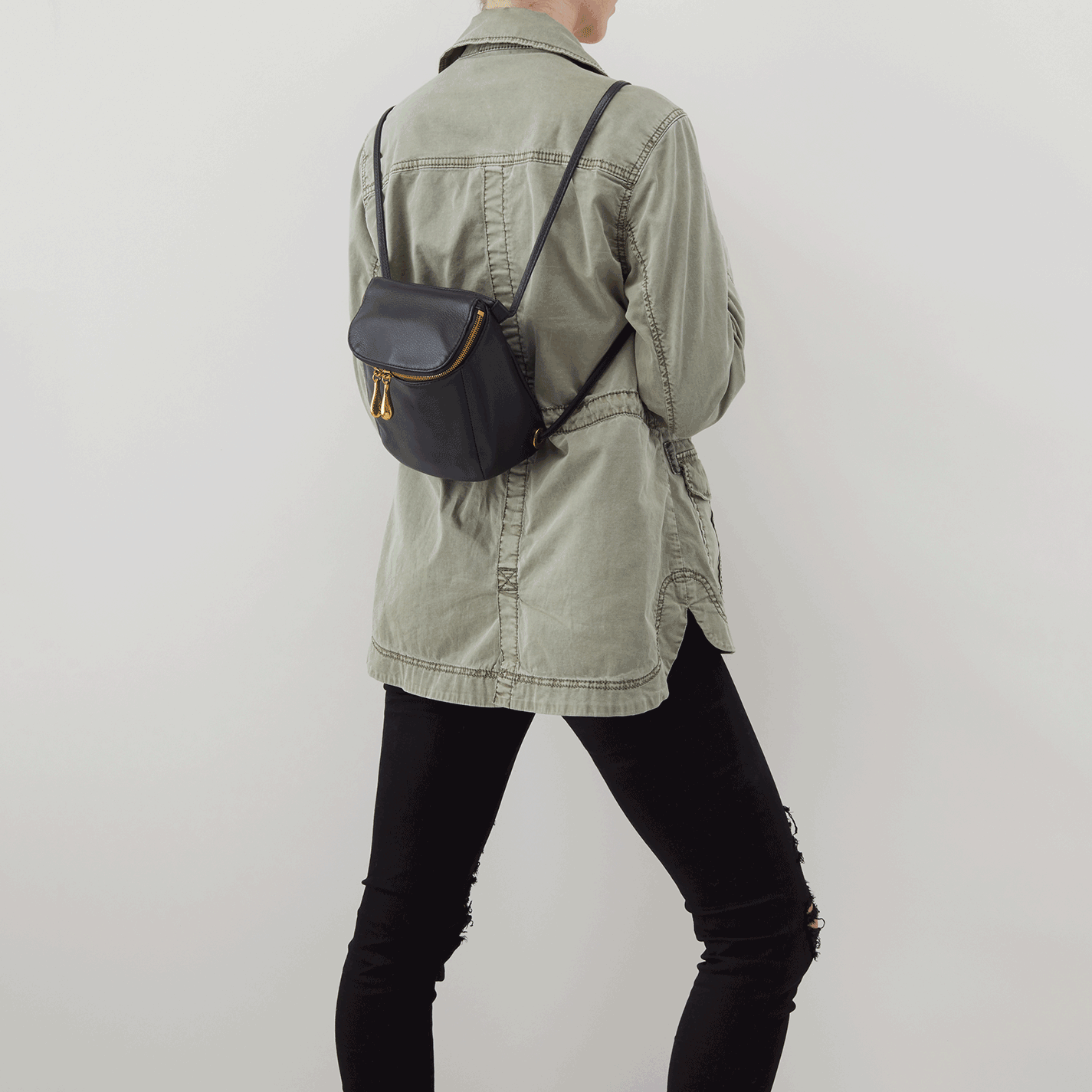 Hobo STREAM Convertible Crossbody Backpack