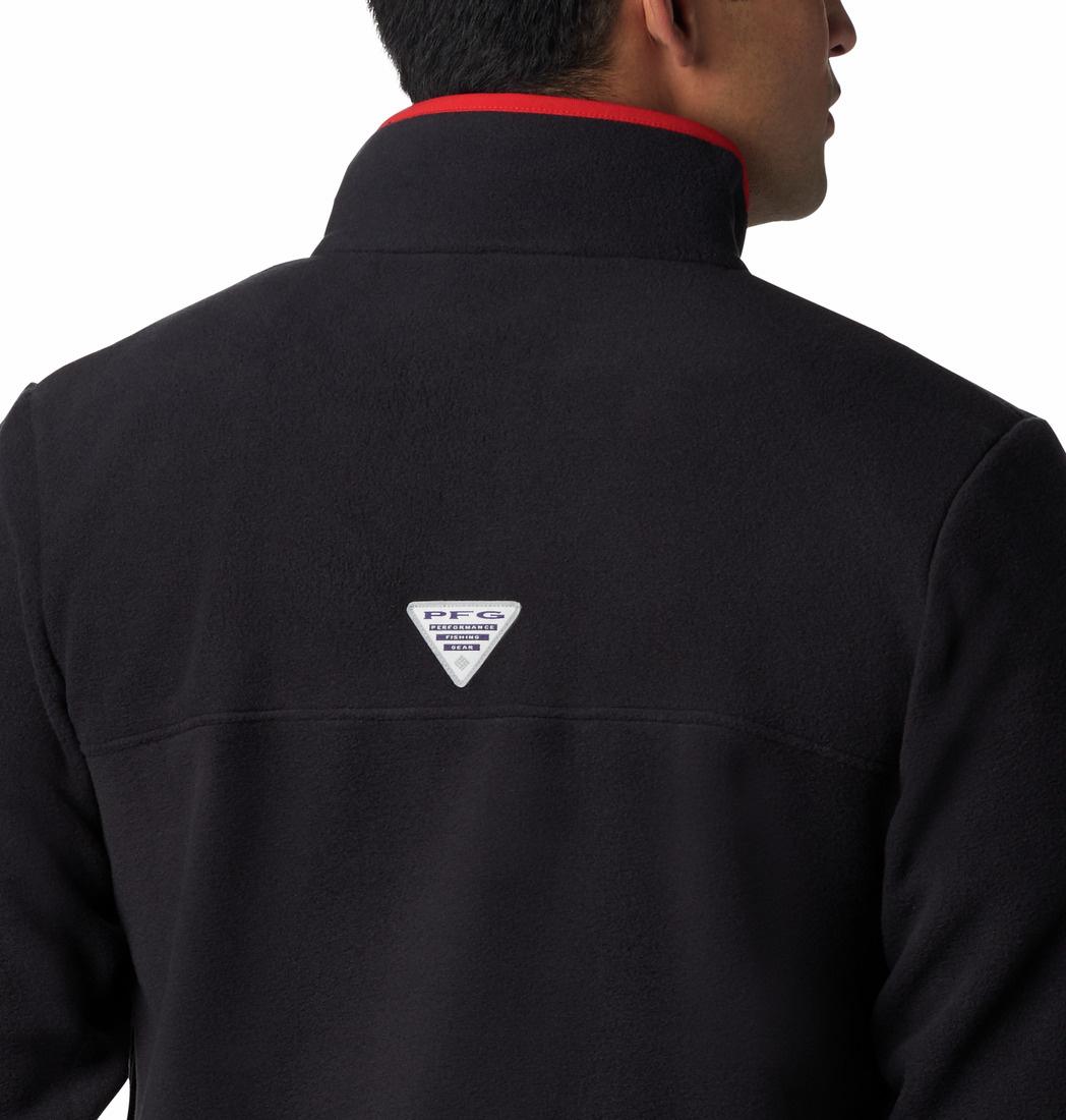 Columbia Sportswear Men's Collegiate PFG Harborside™ Fleece - UGA