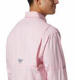 Columbia Sportwear Men's Collegiate PFG Tamiami™ Long Sleeve Shirt - Georgia