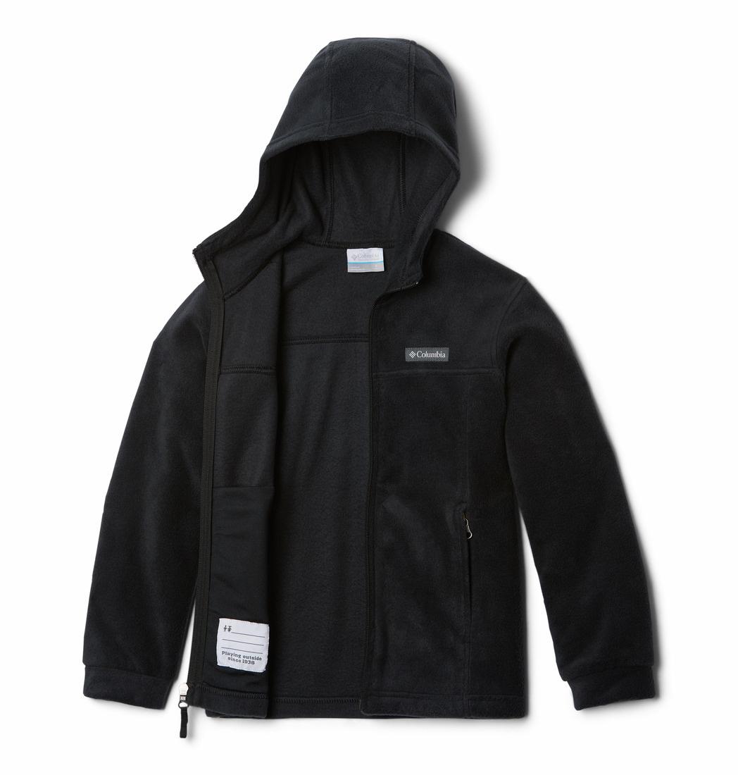 Columbia Sportwear Boys' Steens™ II Fleece Hoodie Jacket