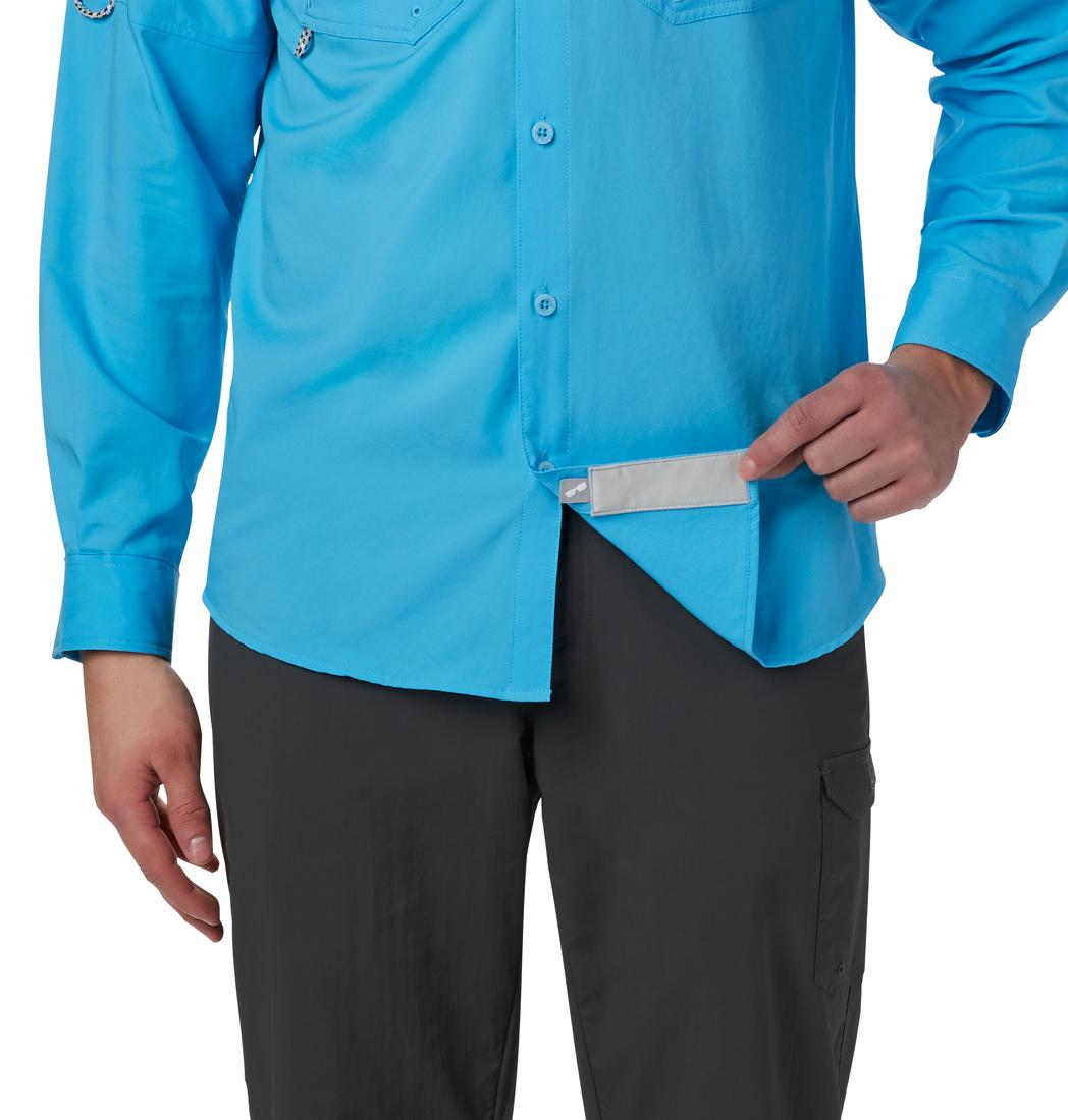 Columbia Sportwear Columbia Sportswear Blood and Guts™ III Long Sleeve Woven Shirt - Big