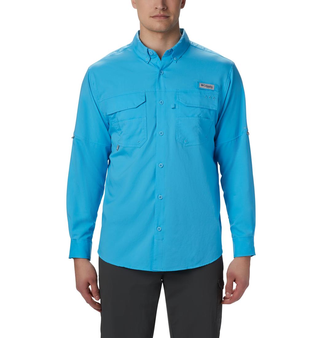 Columbia Sportswear Columbia Sportswear Blood and Guts™ III Long Sleeve Woven Shirt - Big