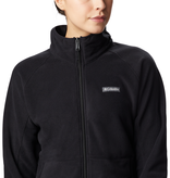 Columbia Sportwear Women's Basin Trail™ Fleece Full Zip Top