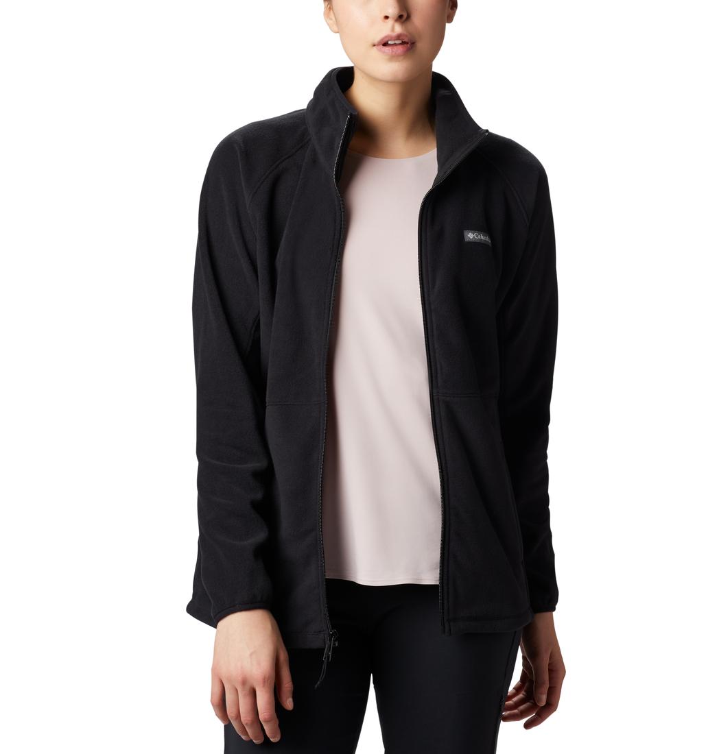 Columbia Sportswear Women's Basin Trail™ Fleece Full Zip Top