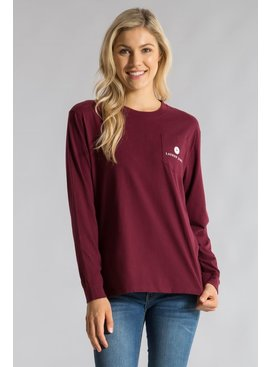 Lauren James This is My Puppy Tee L/S