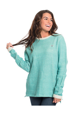 Southern Shirt Arrow Stitch Pullover