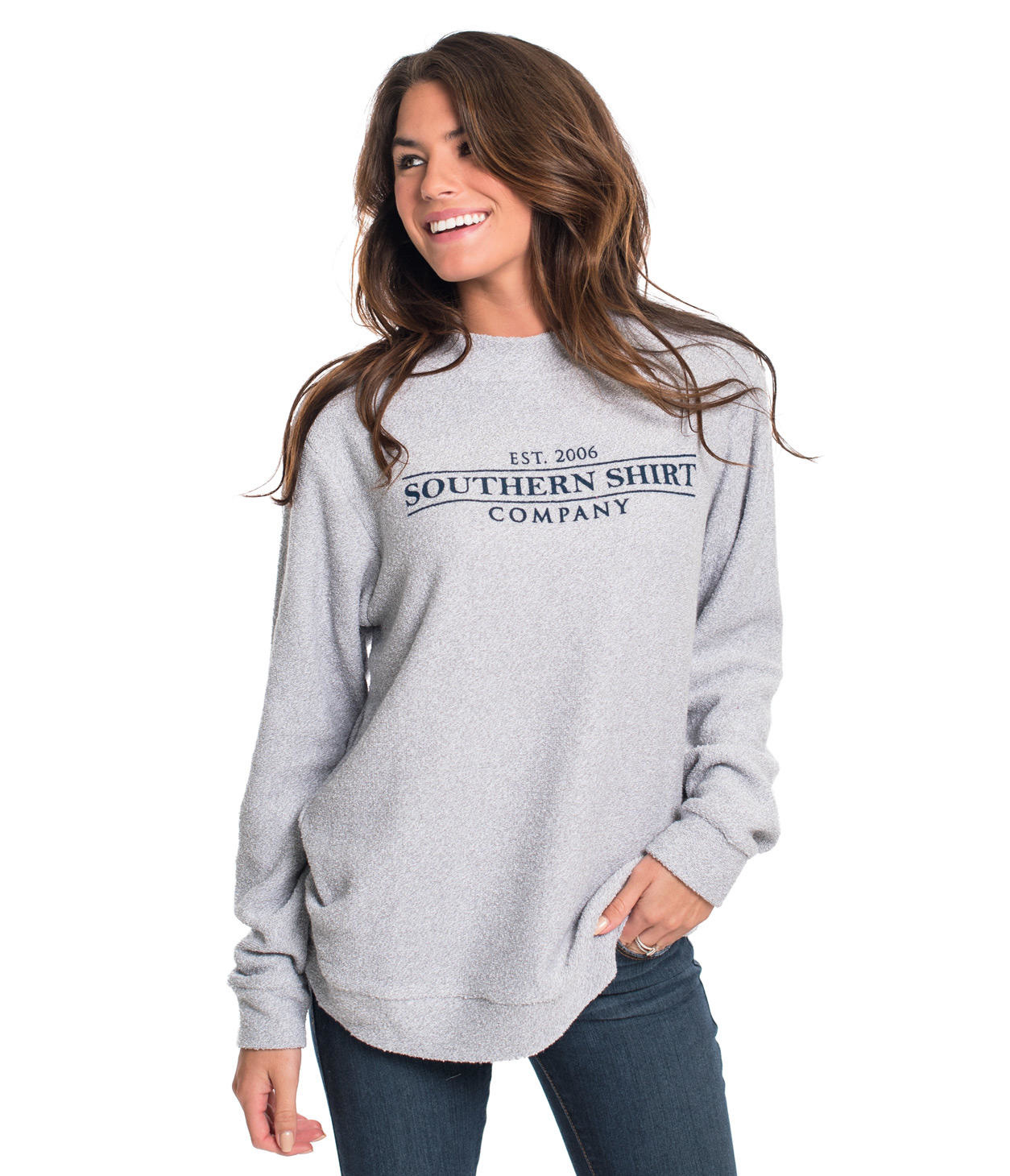 Southern Shirt Heather Loop Knit Terry