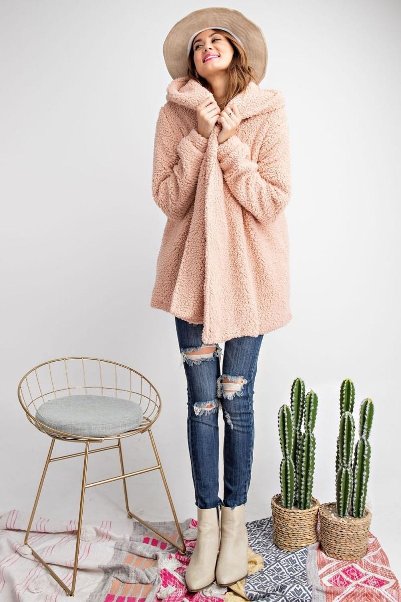 Willow Faux Fur Coat