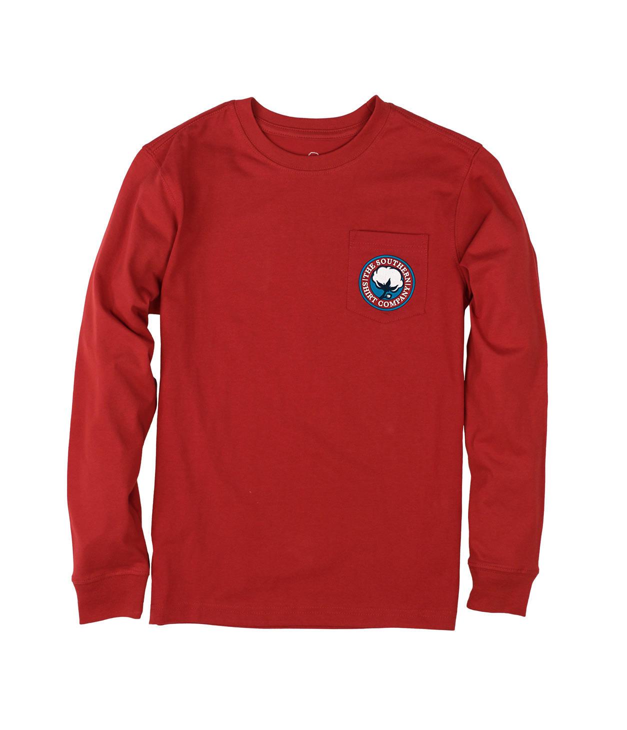 Southern Shirt Youth Sig Logo LS