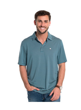Southern Shirt Westbrook Stripe Polo