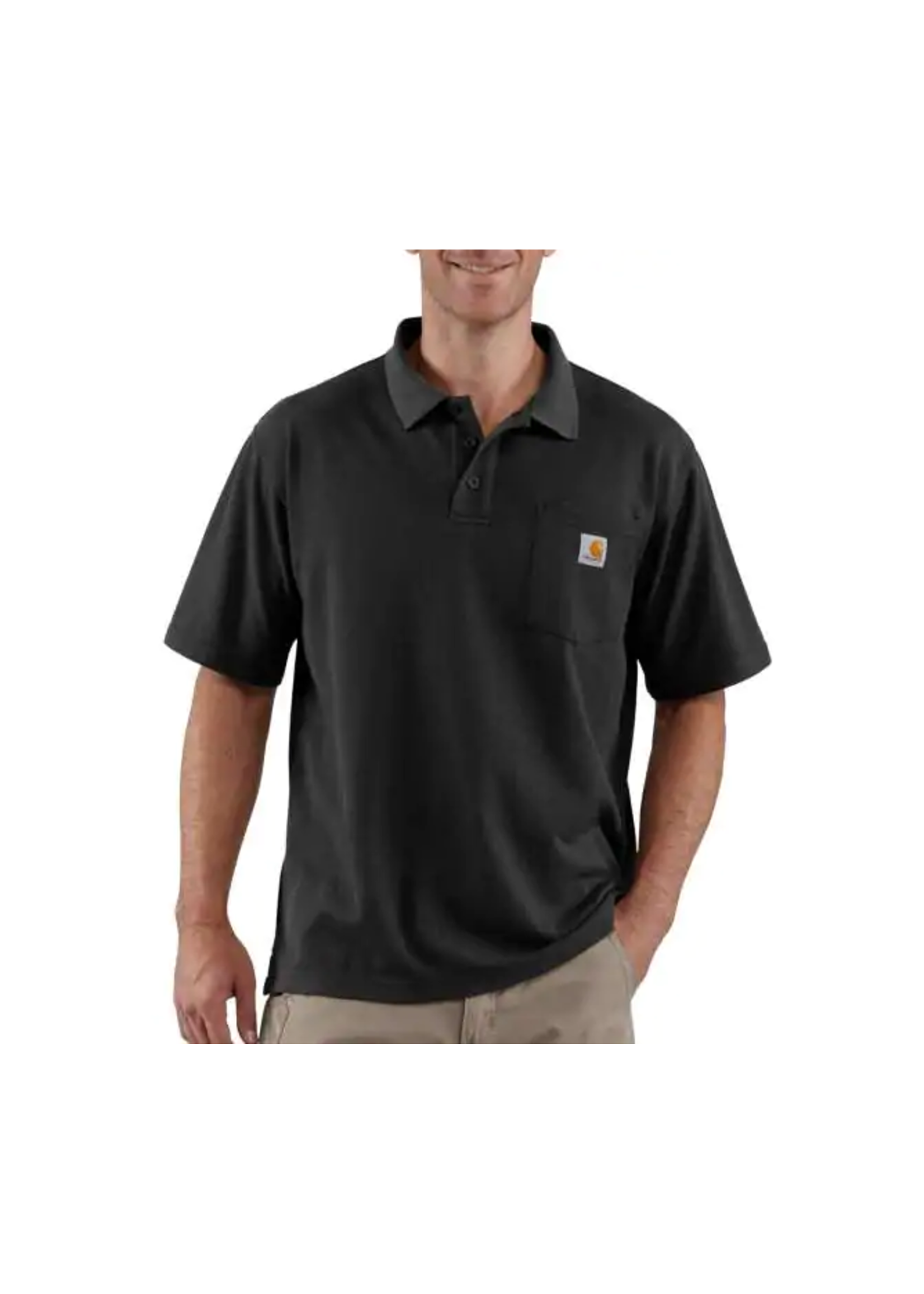 Carhartt Contractor's Work Pocket® Polo
