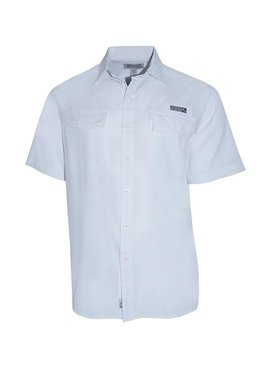 Hook & Tackle COASTLINE STRETCH SHORT SLEEVE FISHING SHIRT
