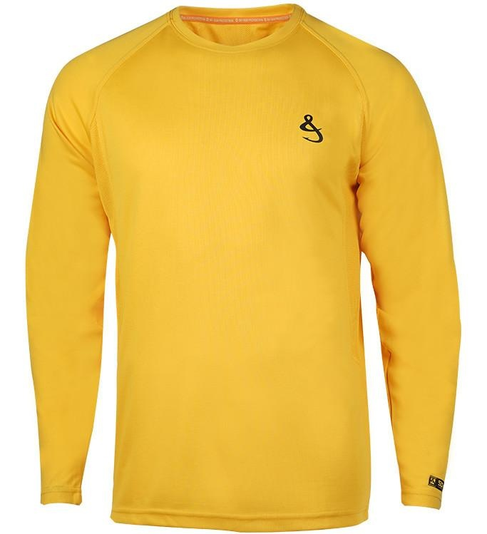 Hook & Tackle Men's Cool Winds UV Vented L/S Fishing Shirt