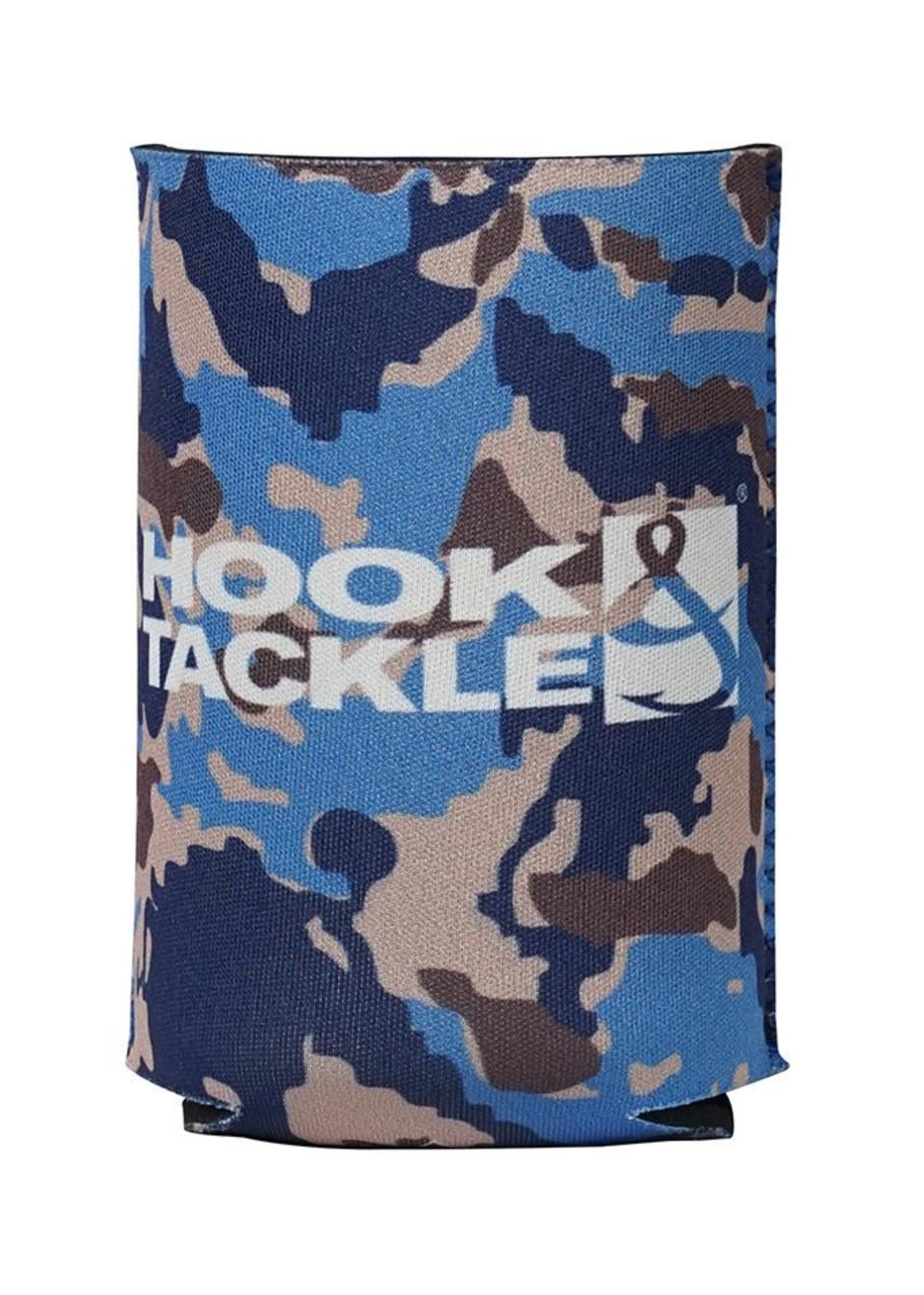 Hook & Tackle Blue Camo Koolie